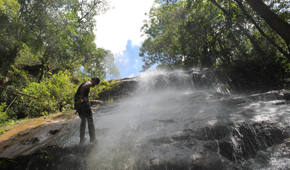 Cachoeira do Girassol