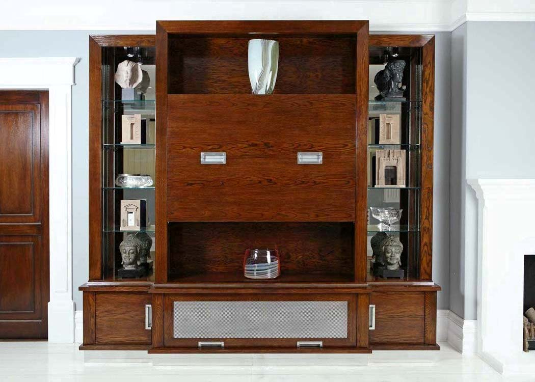 Model No 2400 TV Cabinet Closed