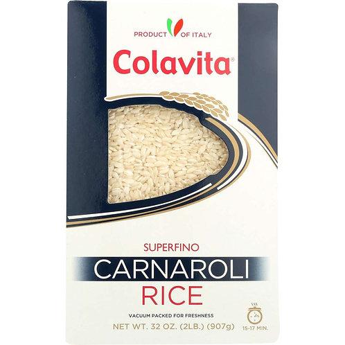 Colavita Carnaroli Rice Gluten Free