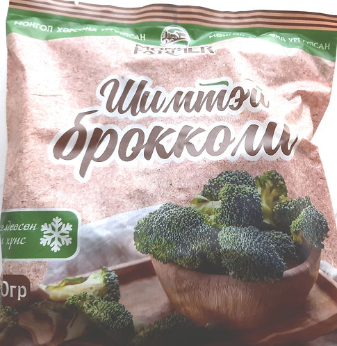 Mongolian Frozen Broccoli
