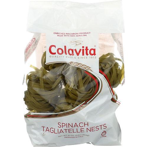 Colavita Tagliatelle Spinach Pasta