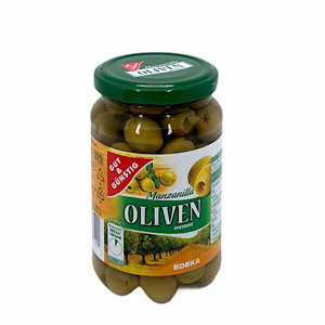 Gut&Gunstig Pickled Olive