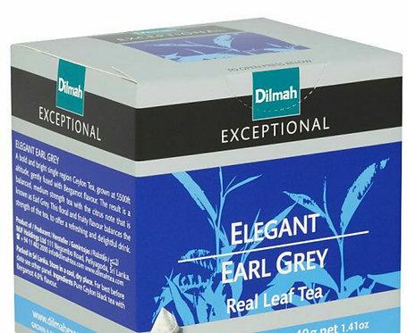 Dilmah Exceptional Earl  Grey Leaf Tea