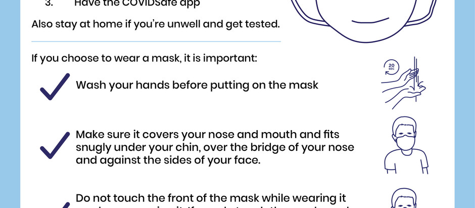 [Information] All you need to know about face masks