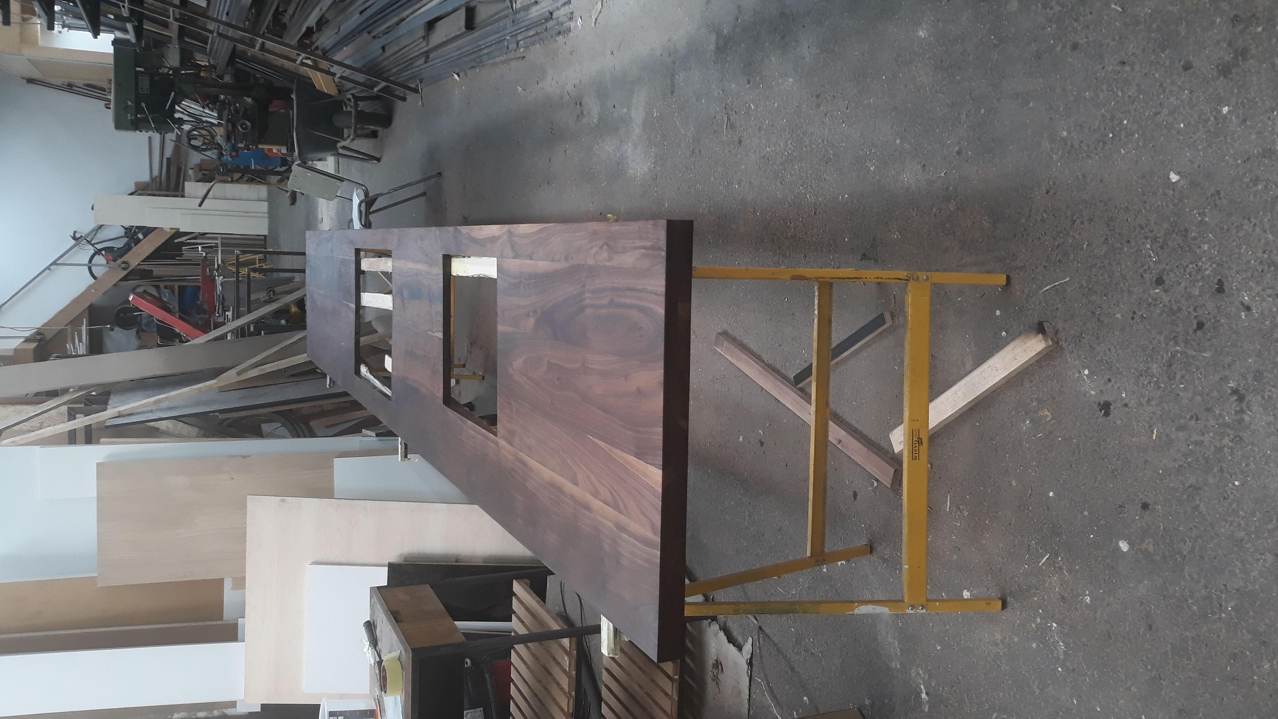 noten houten blad