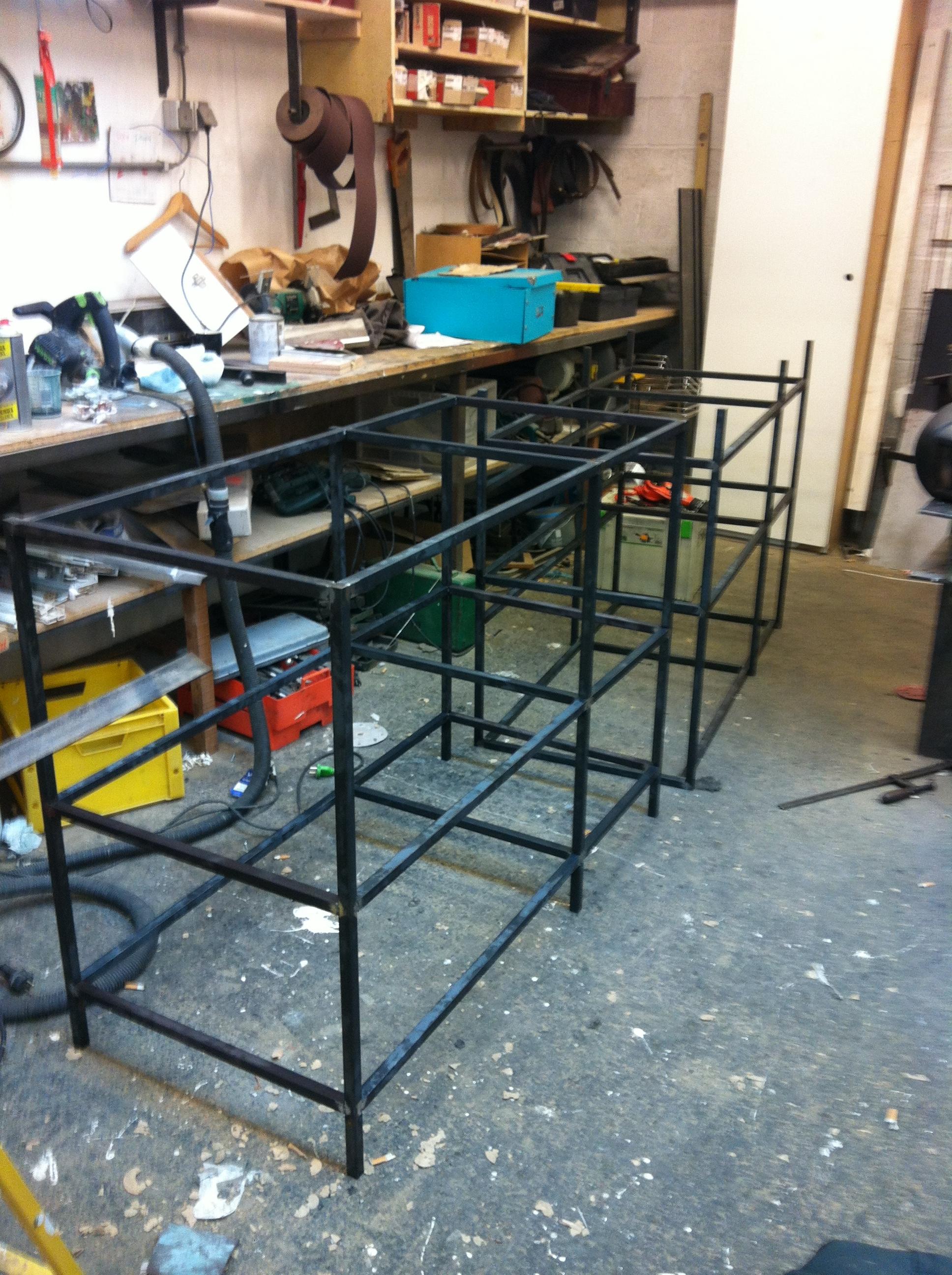 produktie frame