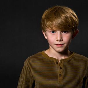 Henning, 9 Jahre