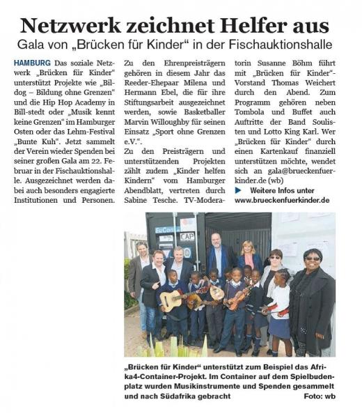 Hamburger Wochenblatt, 07.02.2017