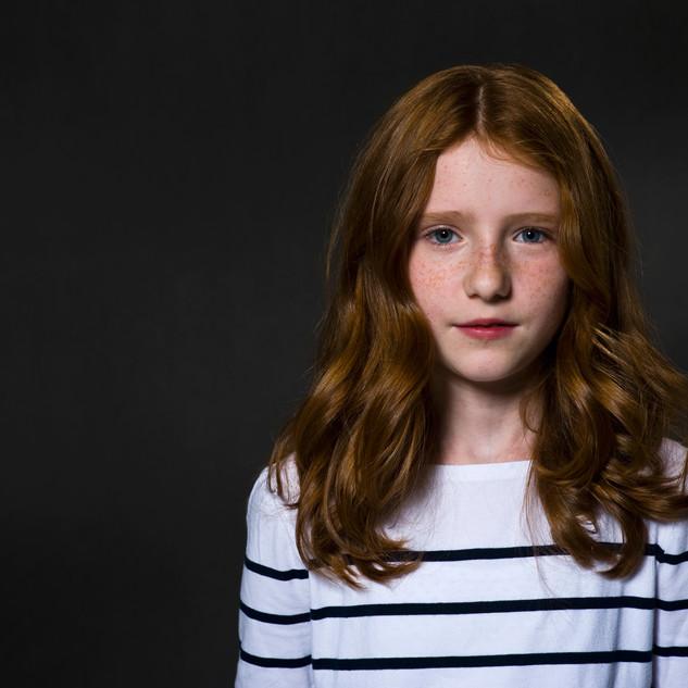 Pia-Marie, 10 Jahre