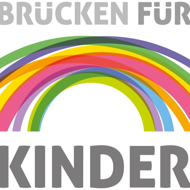 Brücken für Kinder, Logo