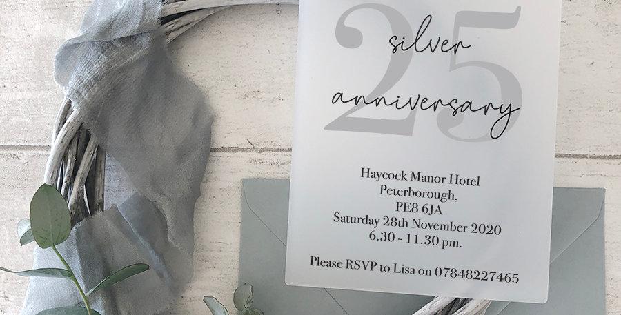 Martha Invite