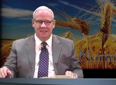September 23, 2020: Tell Me Spirit for Jesus - Dr. Norman Moore