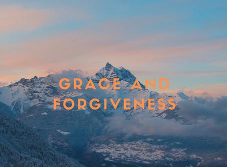 September 24, 2020: Grace & Forgiveness - Jenine Anderson