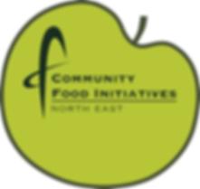 Logo of Community Food Initiatives North East