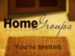 Home Groups logo