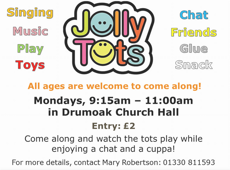 Jolly Tots poster