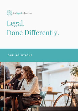 The Legal Collective Brochure (Oct 2019)