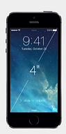 iPhone 5S Screen and LCD Repair in Boston