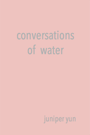 Conversations of Water