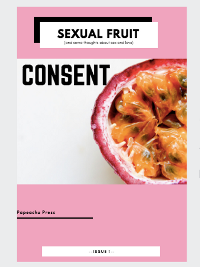 Sexual Fruit: Consent — Issue 1