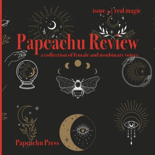 Papeachu Review Issue 4: Real Magic