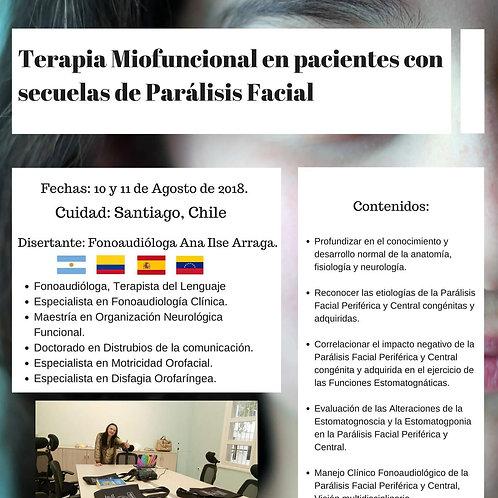 Terapia Miofuncioal en Pacientes con Secuelas de Parálisis Facial