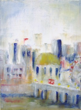 Cityscape -London  (Sold)