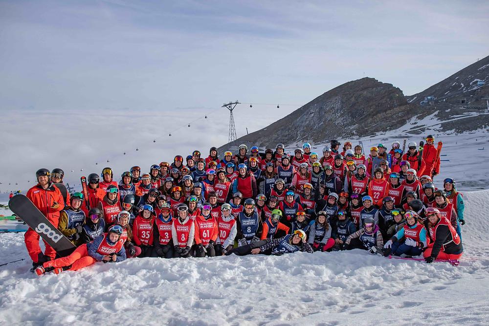 Ski Instruktor Anwärter with Snowsports Academy