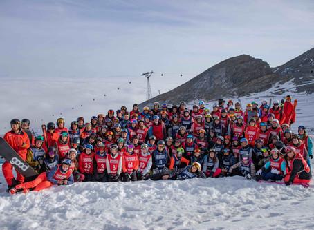 Ski Instructor Level 1&2 'Anwärter' with the Snowsports Academy