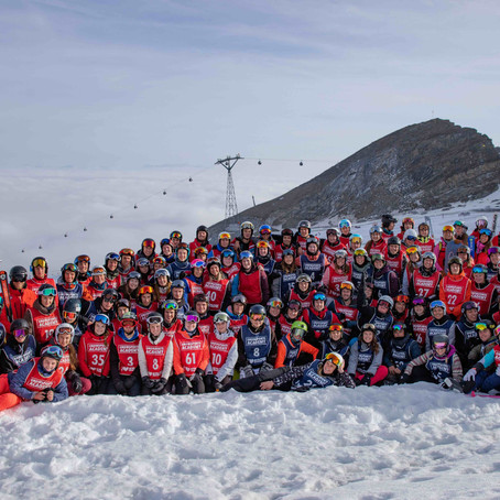 Ski Instructor Level 1&2 'Anwärter' with the Snowsports Academy