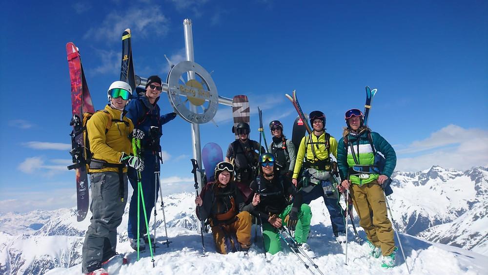 Alpinkurs Skilehrer Snowboardlehrer
