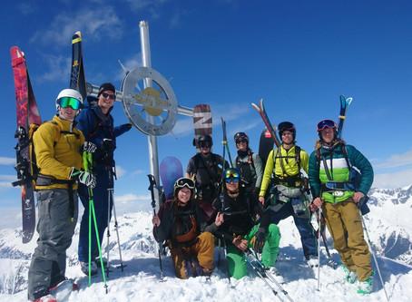 Alpinkurs mit der Snowsports Academy