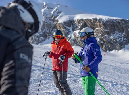 Die Ausbildung zum österreichischen Skilehrer