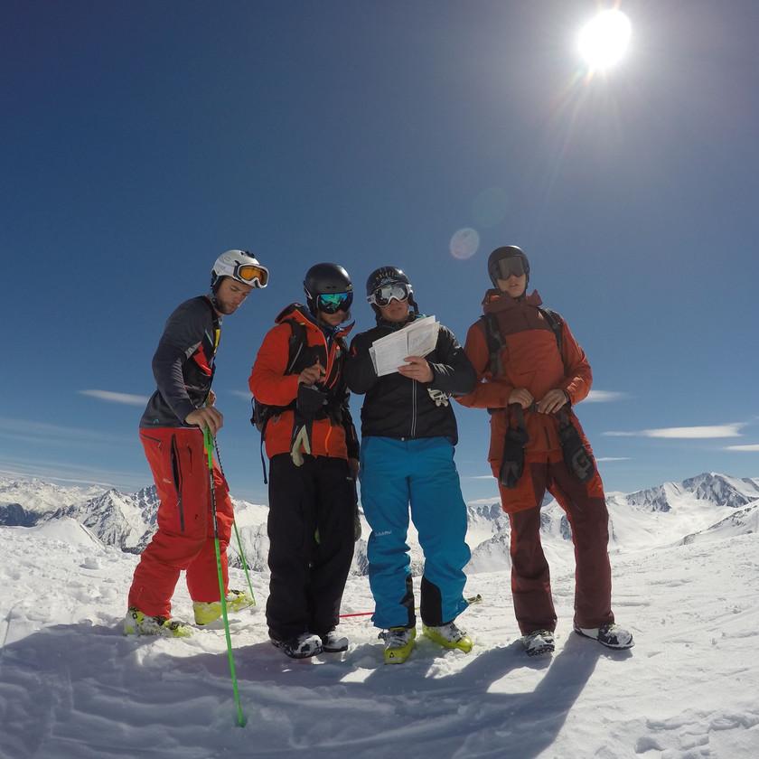 Alpine Course Orientation