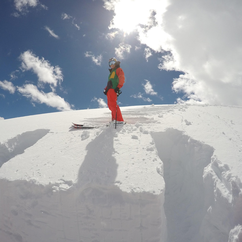 Alpine Course Training