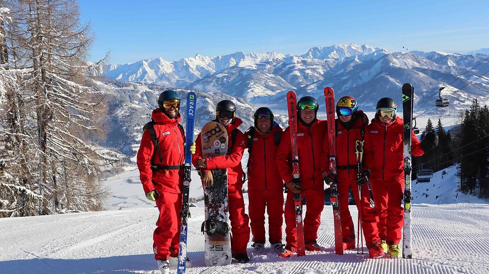 Team Snowsports Academy Skilehrer Ausbildung
