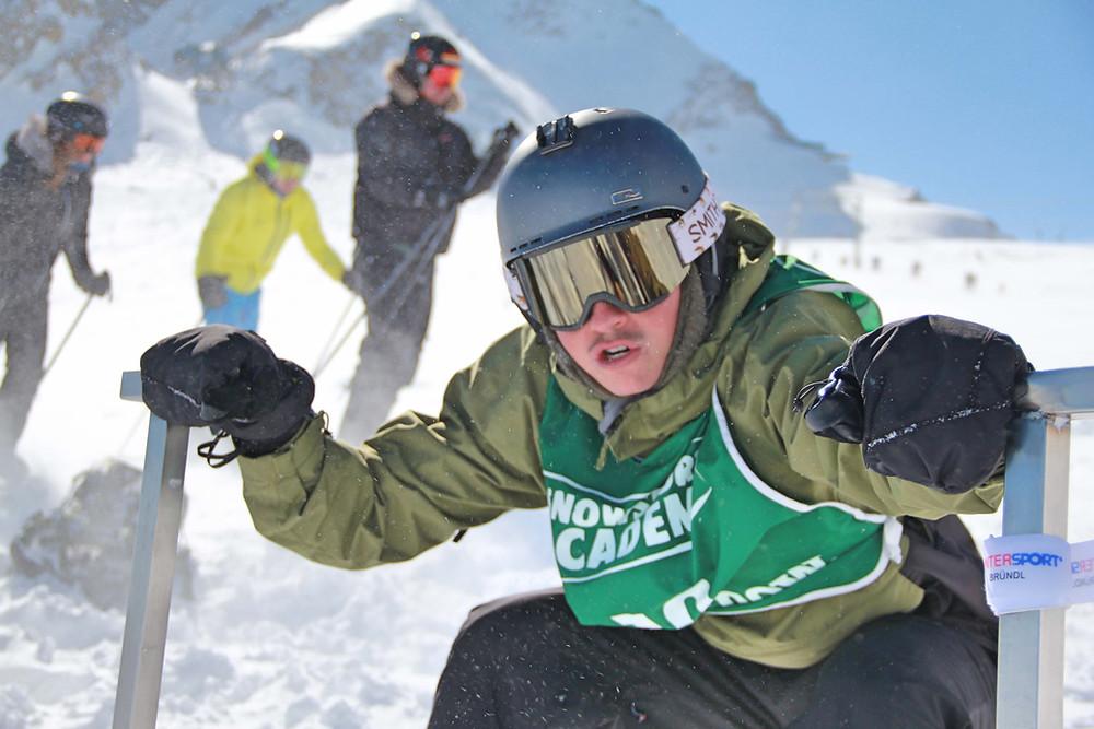 Snowboard Landeslehrer Prüfung