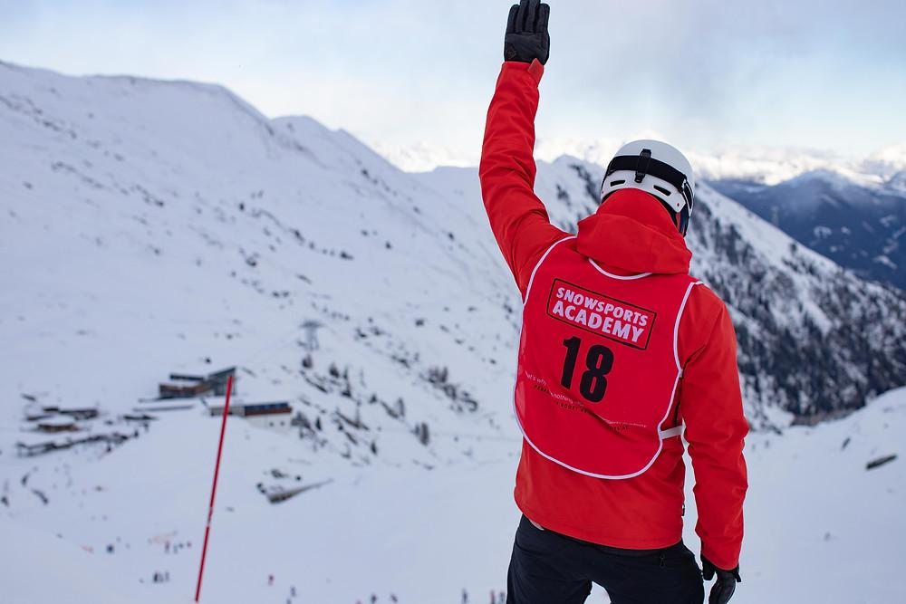 Snowboardlehrer Ausbildung Prüfung
