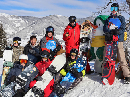 How to become an Austrian Snowboard Instructor