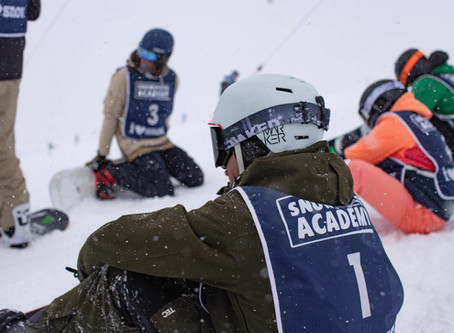 Snowboard Instructor Level 1&2 'Anwärter' with the Snowsports Academy