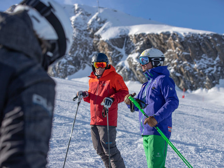 How to become an Austrian ski instructor