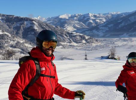 Level 3 part 1 'Landesskilehrer 1' (LS1) training with Snowsports Academy