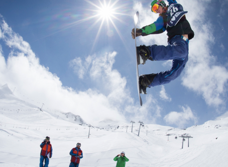 Snowboard Level 3 'Landeslehrer' course with Snowsports Academy