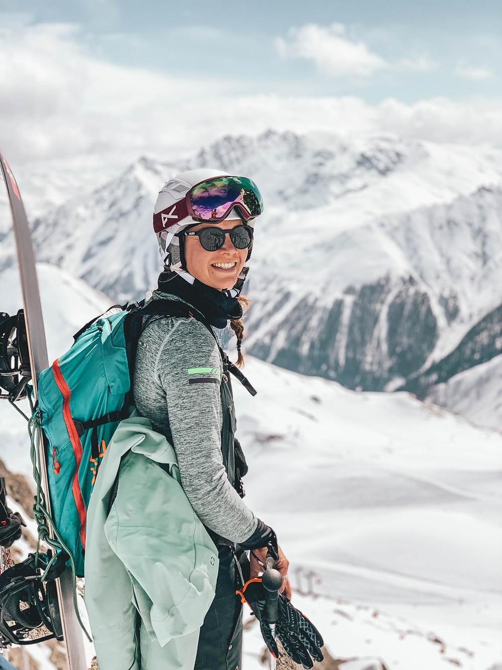 Alpinkurs Gipfel