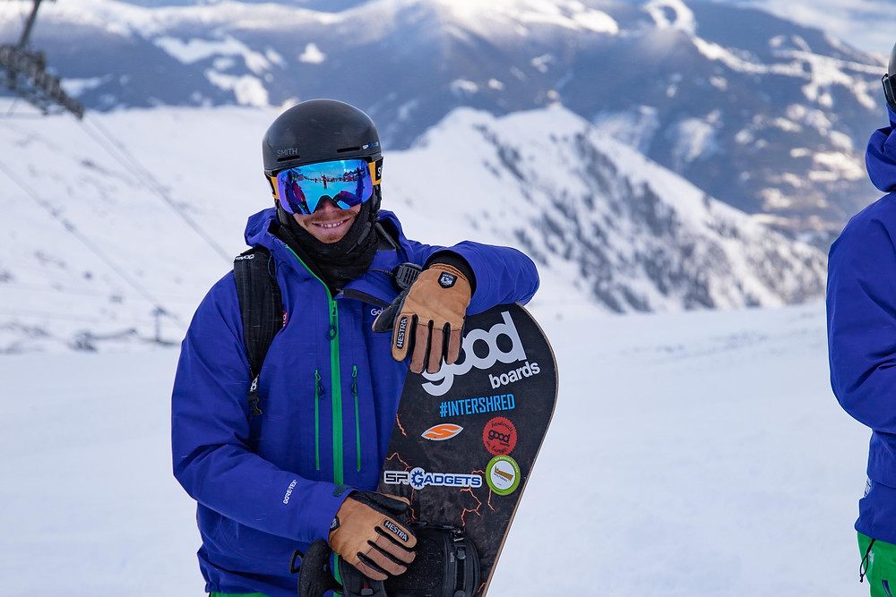 Snowsports Academy Instructor Snowboard Anwärter Course