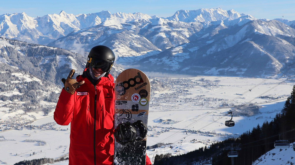 Snowsports Academy Ausbilder Snowboardlehrer Ausbildung