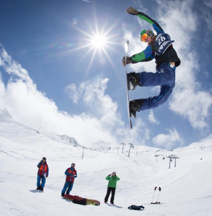 Snowboard Landeslehrer Ausbildung