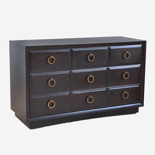 Widdicomb Cabinet with Brass Pulls