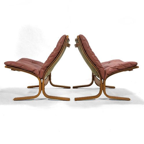 Pair of Ingmar Relling Siesta Chairs