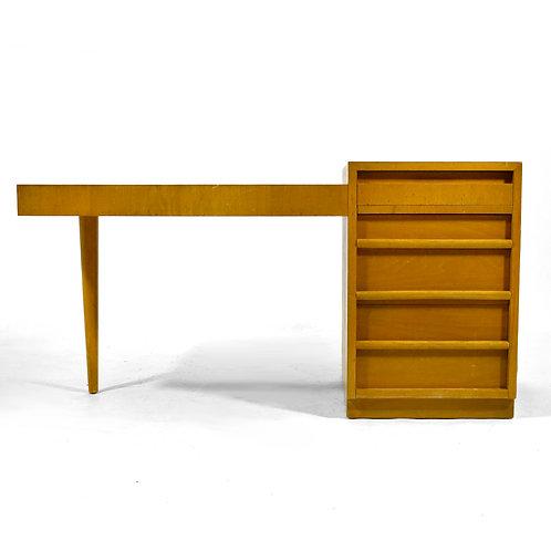 T.H. Robsjohn-Gibbings Desk by Widdicomb
